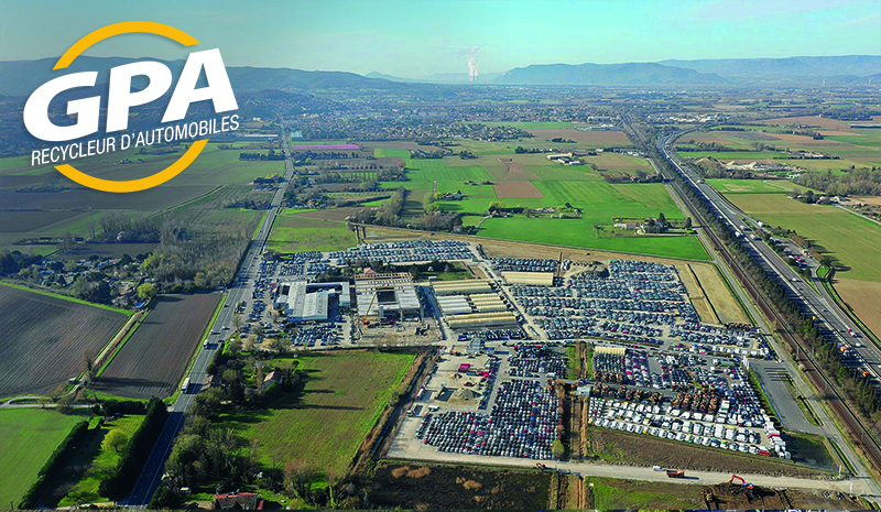 GPA - Recycleur d'Automobile